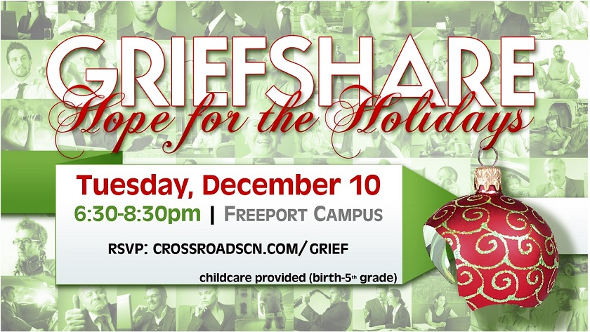 Freeport Campus - GriefShare Hope for the Holidays